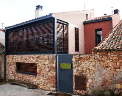 Inicio casa rural de dise o elalimoche casa rural de - Disenos de casas rurales ...